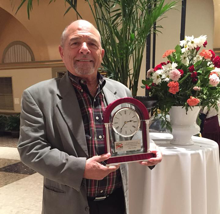 Philip got Award
