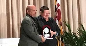 Phili got Award
